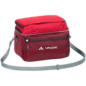 VAUDE Road II Bike Pannier red